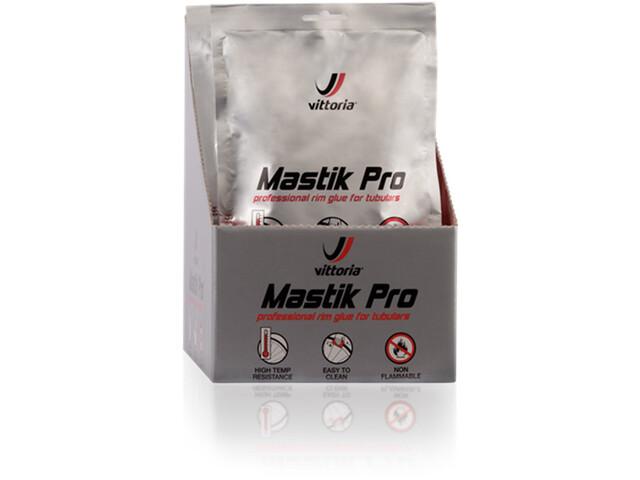 Vittoria Mastik Pro Kit de Cubierta Tubular para Aluminio/Carbono 2x20g, grey